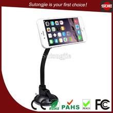 Gadget 2015 Smart Wholesale Car Phone Holder Magnetic Phone Gooseneck Holder