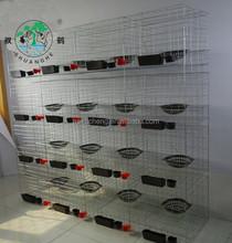 16 puerta de dos palomas anidan cría / racing pigeon cage-2x0.55x1.8m en tamaño