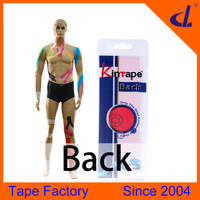 Health care products high elastic and waterproof kinesiology tape for back pain relief