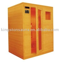 Far Infrared 3person sauna cabinet