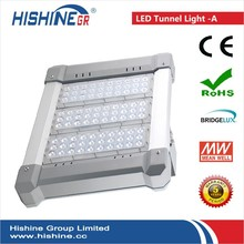 led floodlight sensor 150w with 3 years warranty used for tunnel lighting