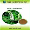 black cohosh extract 2.5% Triterpens Glucoside