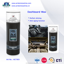 Auto Dashboard Wax,Cockpit Spray , Car Dashboard Cleaner Spray