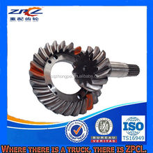 ISO/TS16949 Certified OEM Truck Parts Crown Pinion (For Mercedes, Benz, Steyr, Volvo, Howo, Aowei, Yutong, Man etc.)