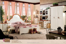 2015 new style children beds american style furniture 8A06