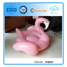 factory direct inflatable flamingo& swan 2015 hot sale