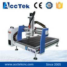 1.5kw woodworking AKG6090 cnc router machine for aluminum