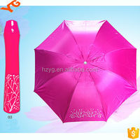 New invention promo rose bottle umbrella