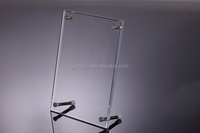 customized acrylic picture frame insert