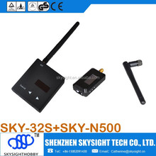 RC32S 5.8ghz 32CH+N500 5.8ghz 32CH 500mw video fpv plane