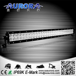 china factory price aurora 30inch LED bar light 12 volt led light bar
