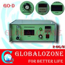 Médico generador de ozono para el agua/purificar el aire