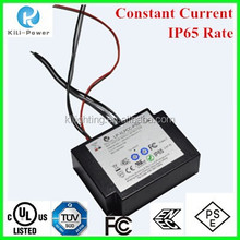 IP65 34w constant current active PFC waterproof electronic led driver