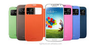Wholesale Leather Mobile Phone Case ,Filp Mobile Phone Cover ,phone shell for Samsung Galaxy S4