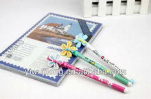 promotional ballpoint pen with windmill design