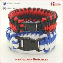 2014 the newest high quality ncaa university paracord bracelet