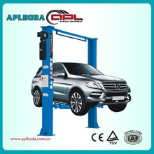 2 post car lift/ hydraulic car lift,underground car lift price