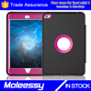Cheapest price customize auto- sleep child proof tablet case for iPad mini 4