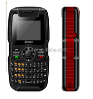 Cheap 308 1.8 inch SC6531C quad band big battery 5000mah low cost qwerty keypad FM torch cool small size mobile phones
