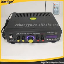 China Amplifier Manufacturer Multiple Audio Sources Power Digital Amplifier