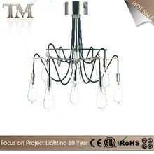 Professional Factory Cheap Wholesale Custom Design white shell chandelier with competitive offer