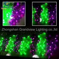 Beautiful LED light decoration Grape Christmas string lights