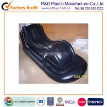 PVC TPU black inflatable love making chair