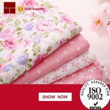 poplin cotton fabric 60s printed