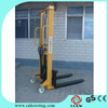 Manual Forklift Manual Pallet Stacker Hand Operated Forklifts