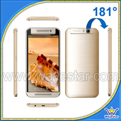 Wholesale 5.5 inch MTK6572 Dual Core 3G Andriod 4.4 Smartphone OEM mobile phone