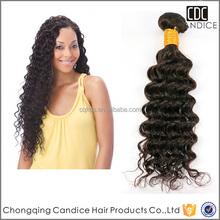 2015 New Arrival AliExpress Virgin Eurasian Deep Wave Hair Extension