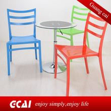 Lounge rest plastic cheap high quality heavy-duty dining table and chairs