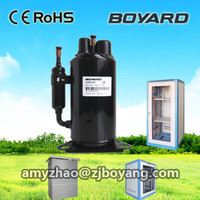 R134a air conditioner compressor for outdoor cabinet air cooler