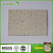 non-toxic latex emulsion paint interior/exterior stone paint