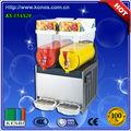 Congelados de alta calidad máquina de granizados/máquina de granizados/aguanieve máquina para la venta con el ce
