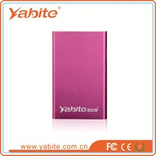 Factory Customized external battery charger power bank for all smart phones