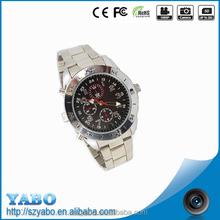 mini digital audio video recorder smart watch camera hand watch camera