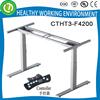 Healthy Workstation &electric office desk frame for sale