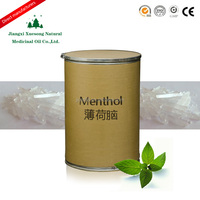 Factory export menthol crystal with bactericidal anti-inflammatory effect