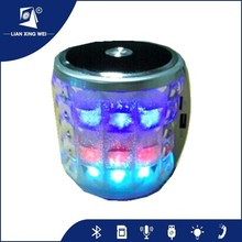 hot new products for 2015 led speaker mp3 for phone and computer