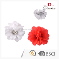 Adult novelty fabric flower both hair clip and brooch DSXS4036