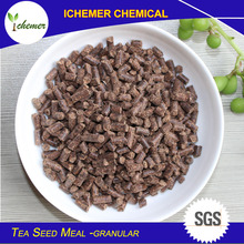 organic fertilizer/ fish soluble fertilizer tea seed meal,camellia tea seed powder/CAS#23-55-2 for Cleaning Shrimp Pond