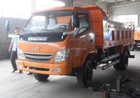 TKING 4X2 dump truck