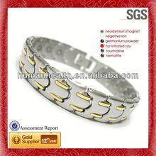 silver chain slave bracelet body jewelry healthy bracelet