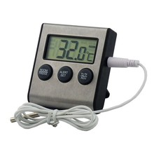 digital household thermometer for icebox, freezer, refrigerator