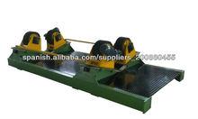 Transportador tubular de acero para línea de recubrimiento