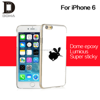 2015 best selling smart phone epoxy covers for iphone 6s