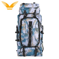 Professional Camping Hiking Military Tactical camo Backpack
