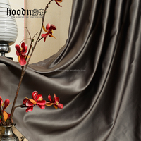 Hood Brandgray color window curtain for living room