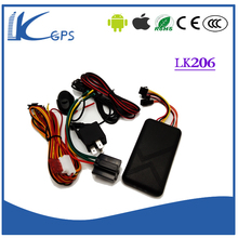 2015 google map link mini remote stop and resume car oil gps tracker for car LK206
